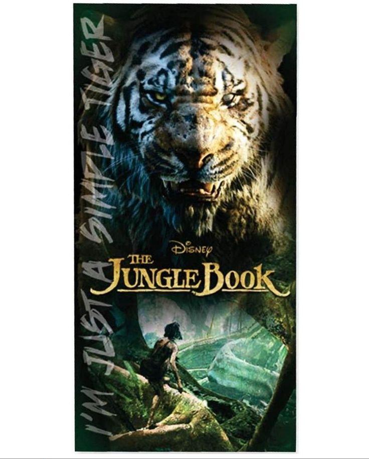 Disney Jungle Book Handdoek