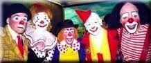 Clowns – Steve Smith, Frosty Little, Greg deSanto http://famousclowns.org/famous-clowns/frosty-little/ http://famousclowns.org/famous-clowns/steve-smith-aka-tj-tatters/