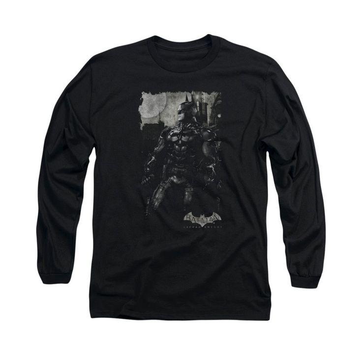Batman Arkham Knight - Bat Brood Adult Long Sleeve T-Shirt