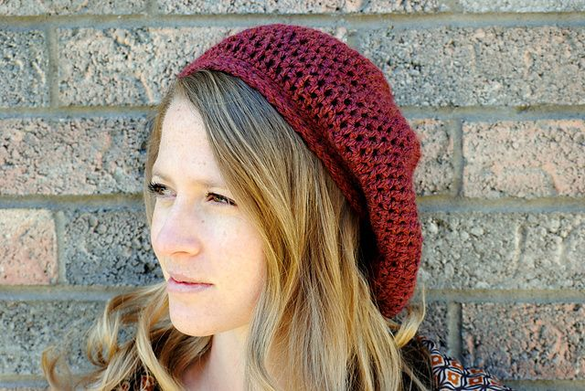 Ravelry: Brooke's Slouchy Hat pattern by Kirsten Spitzer ...