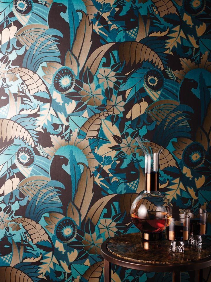 Osborne & Little Wallpaper Fantasque | TM Interiors Limited