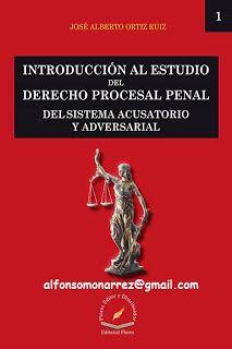 LIBROS EN DERECHO: INTRODUCCIÓN AL ESTUDIO DEL DERECHO PROCESAL PENAL...