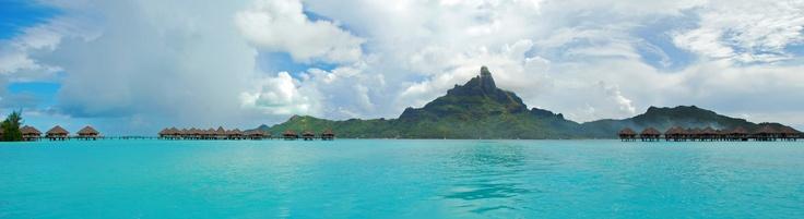 Bora Bora beach, with your next trip with http://flightomart.com