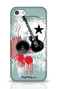 Music Apple iPhone 5S Phone Case