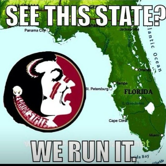 Yes we do. #goNoles #fearthespear