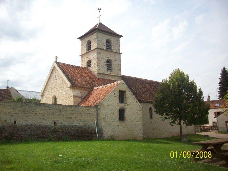 Eglise de champ d'Oiseau