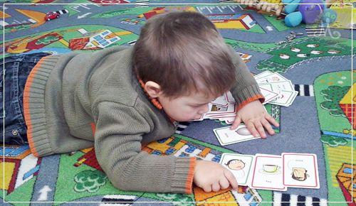 Angielski dla dzieci Karty obrazkowe 100 pierwszych słówek (od 3 lat) - nauka przez zabawę.