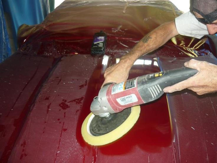 how to fix clear coat peeling on hood