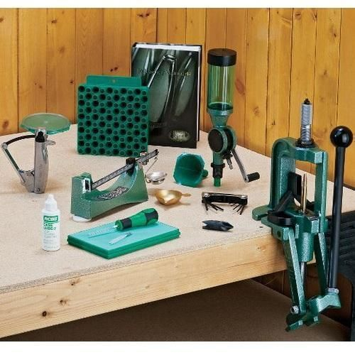 RCBS Rock Chucker Supreme Master Reloading Kit - $300 ($225 after $75 MIR)