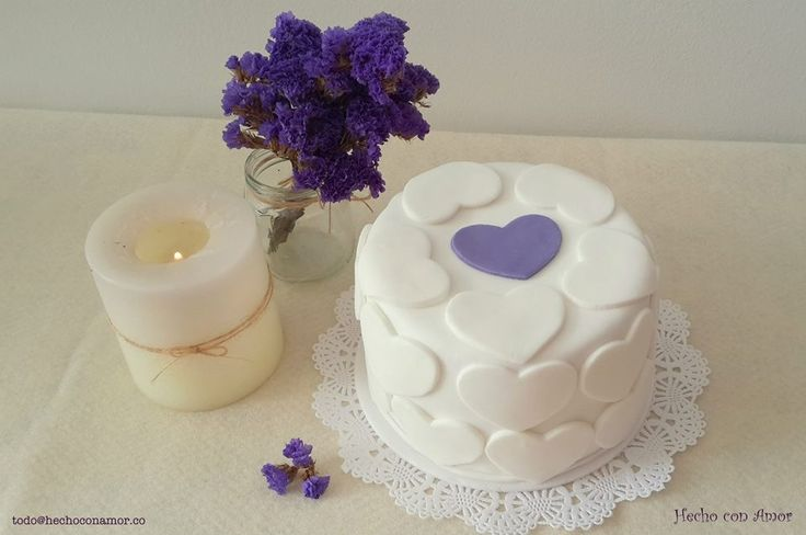 Wedding cake by Hecho con Amor