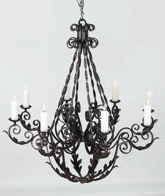 151 best wrought iron chandeliers images on pinterest ceiling stars gothic chandelier and. Black Bedroom Furniture Sets. Home Design Ideas