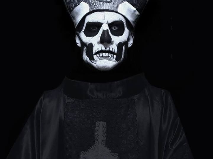 61 best images about papa emeritus on Pinterest | Satan ...