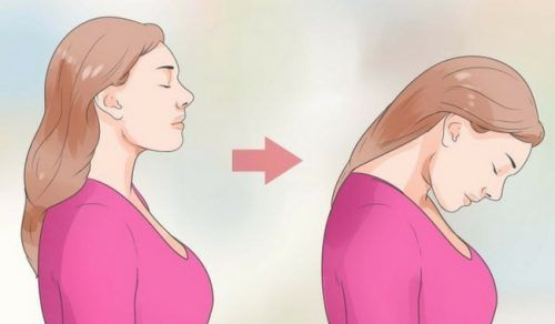 While stretching and localized exercises can be very effective at relieving neck pain, don't force it or you'll make it worse.