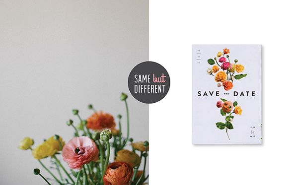 {same but different} | The Sweet Escape