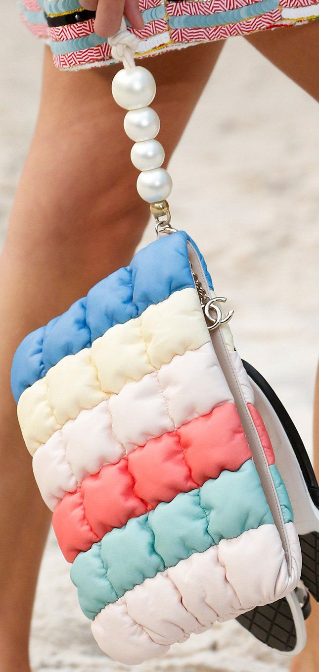 Chanel Spring Summer 2019 Runway Bag Collection  007540c0d8a8d