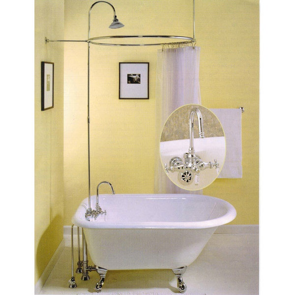 28 best Small shower tub solutions images on Pinterest   Shower ...