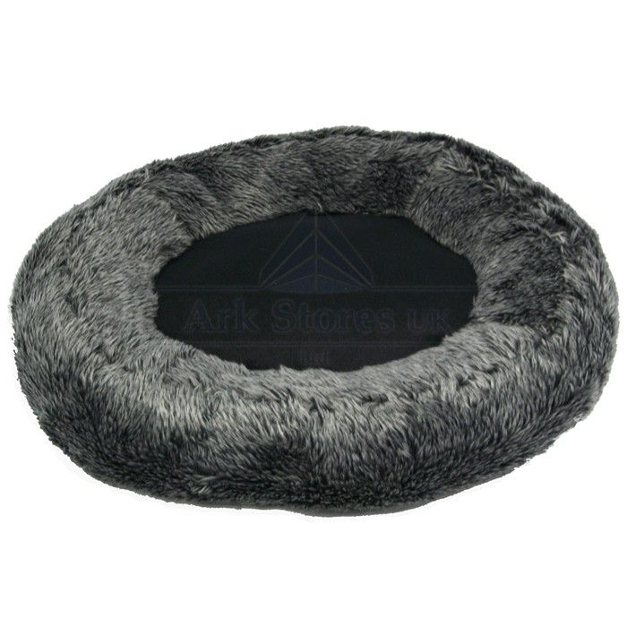Rosewood Luxury Cat Snoozer Charcoal