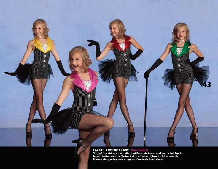 chicago bustle dance costume