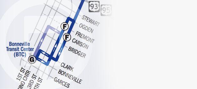 Bus Maps, Schedules & Detours | RTC