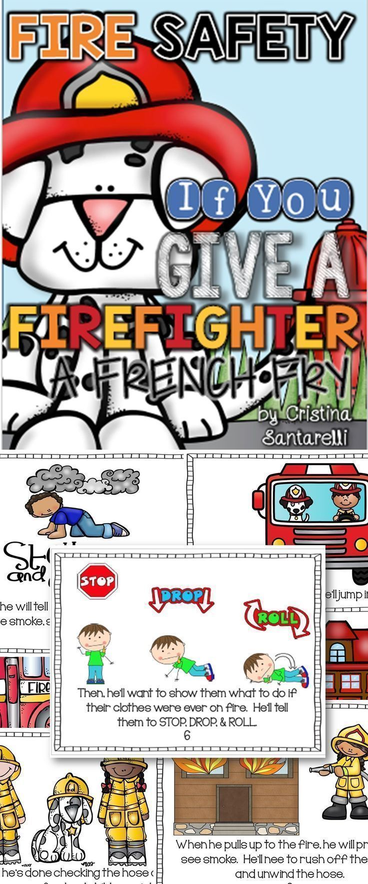 16 best fire safety images on pinterest fire safety crafts