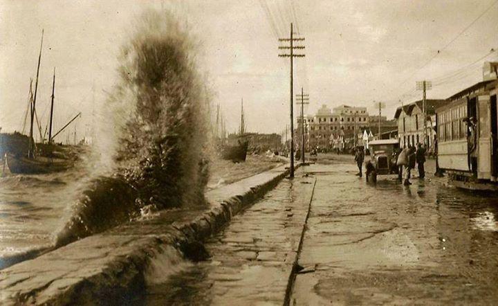 1926 ~ Nikis avenue in Thessaloniki