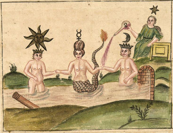 Image from: Clavis Artis, Ms-2-27, Trieste, Biblioteca Hortis, vol. 2, p. 27.