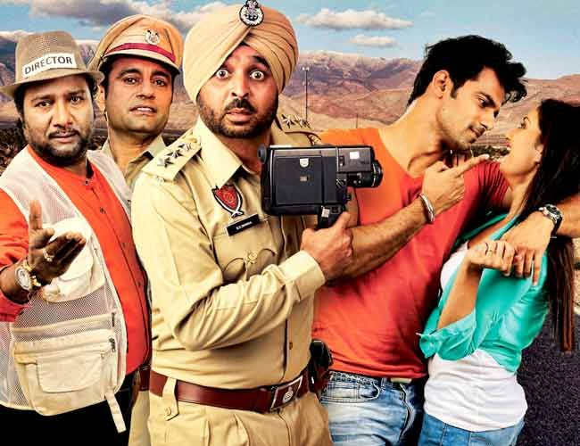 Police in Pollywood : Movie Review  Bollywood Big Screen