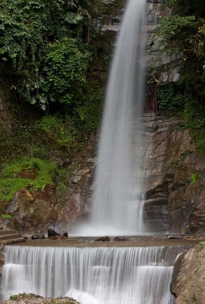 Ban Jhakri Falls, Gangtok, Sikkim, India