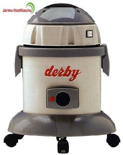 Derby Irodai- szállodai száraz porszívó zajszint: 68 dB