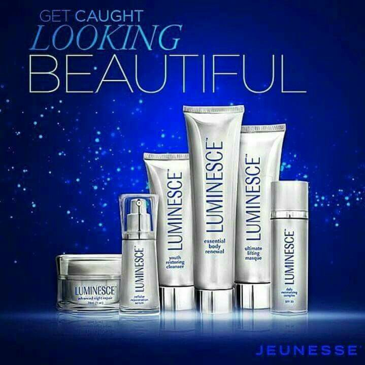 www.LovelierYou.JeunesseGlobal.com   Live Younger, Feel Younger, Stay Younger.   Luminesce By Lovelier You inspired By Jeunesse Global