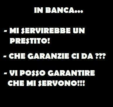 Garanzie!!!