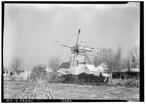 Photo-Federalsburg-Windmill-Oak-Grove-Raod-Federalsburg-Caroline-County-MD