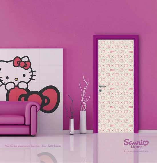 19 best Hello Kitty Living Room images on Pinterest | Hello kitty ...