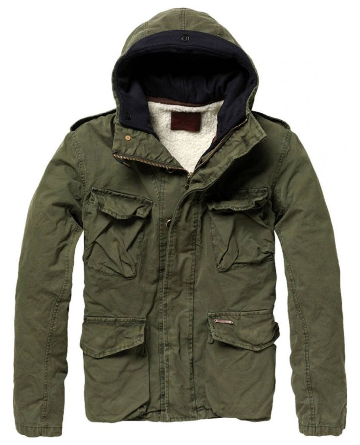 half long army parka jackets scotch soda online shop. Black Bedroom Furniture Sets. Home Design Ideas
