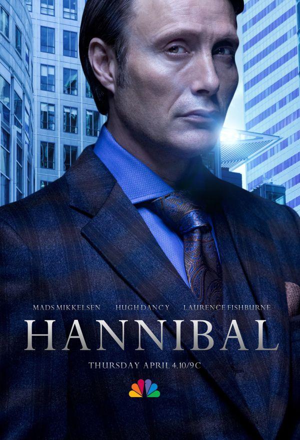 Hannibal Series tv Poster on Behance