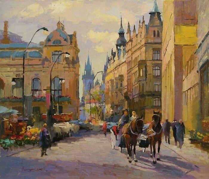 Art by Vladimir Fechyk