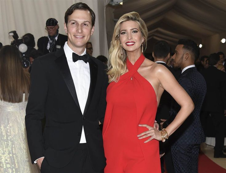 We know that Jared Kushner is running foreign policy. We know that Jared Kushner, pictured here with the his wife the President's daughter, is interlocked in massive business deals with America's #1 enemy George Soros. Then why in God's