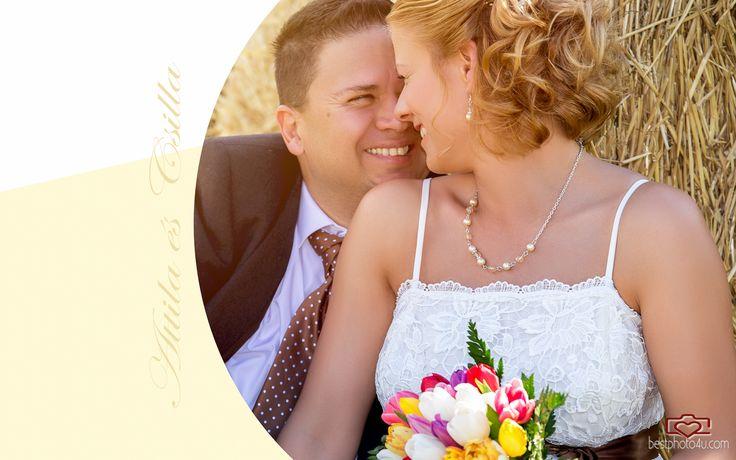 Csilla és Attila esküvő fotózása a sóskúti lovasklubban