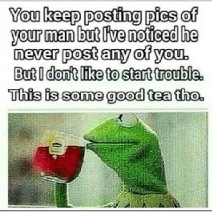 Hahaha I love Kermit