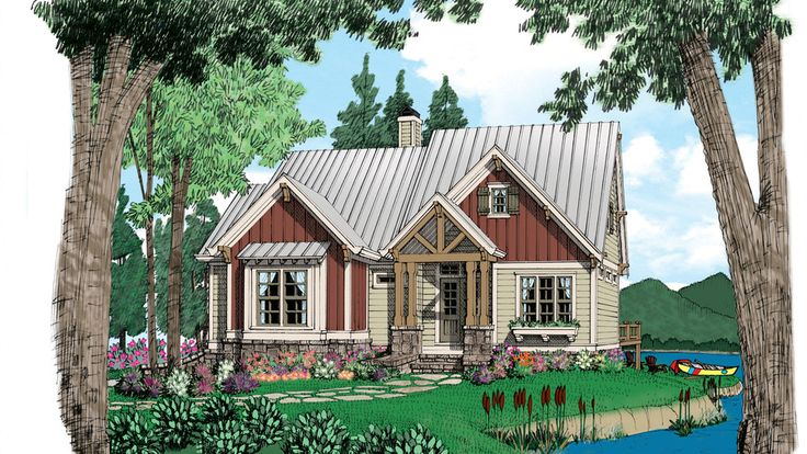 18 small house plans under 1 800 square feet small house for Beach house plans 1800 sq ft
