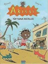 Katterna anfaller / Marguerite Abouet .... #tecknade serier #seriealbum