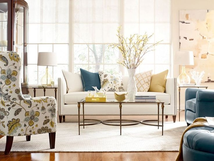 Thomasville Living Room: Gorgeous Color Combination And Accessories! Part 50