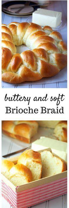 Braided Brioche