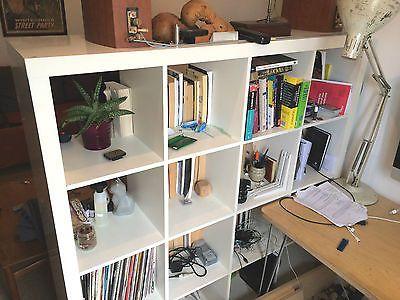 17 best ideas about white shelving unit on pinterest. Black Bedroom Furniture Sets. Home Design Ideas