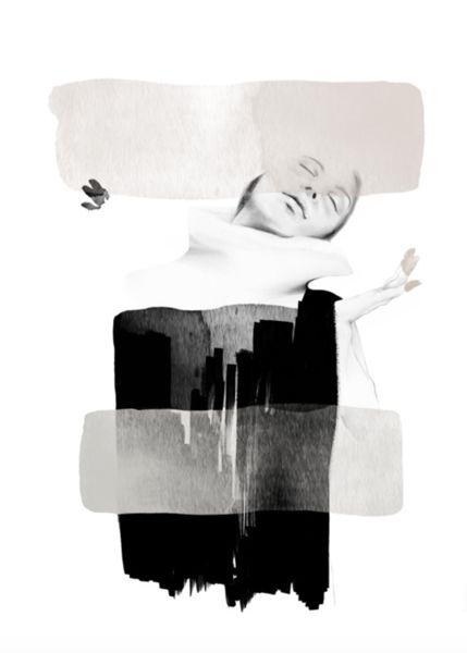 Anna Bulow - Symphony Of Now Print (various sizes) - norsu interiors - 1