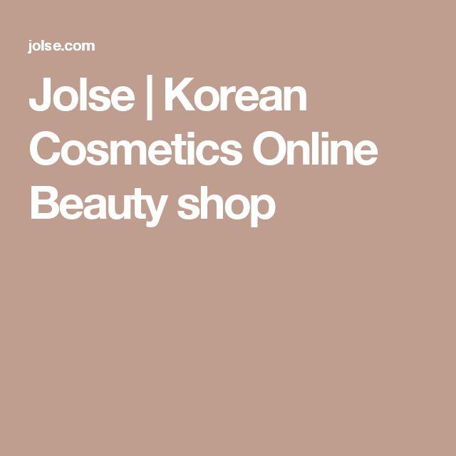 Jolse | Korean Cosmetics Online Beauty shop