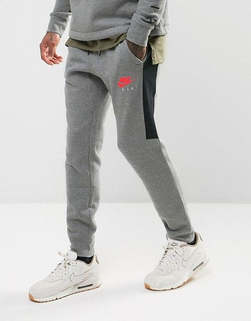 new concept 89750 84af3 Nike Air Joggers In Grey 861626-091