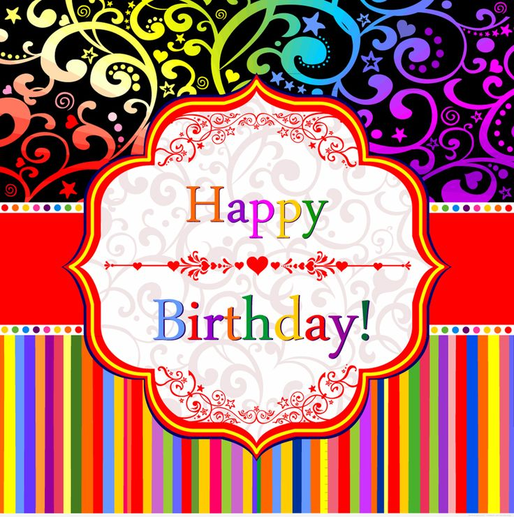 Print Happy Birthday Card For Teacher Infocard
