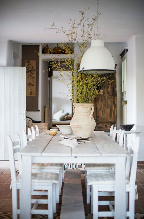 AN INTERIOR DESIGNER'S HOME ON IBIZA | THE STYLE FILES:
