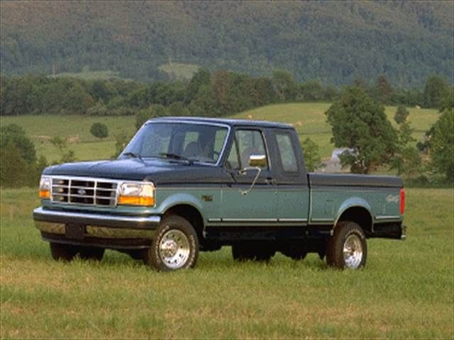 22 best images about 1992 Ford F-150 SuperCab on Pinterest ...
